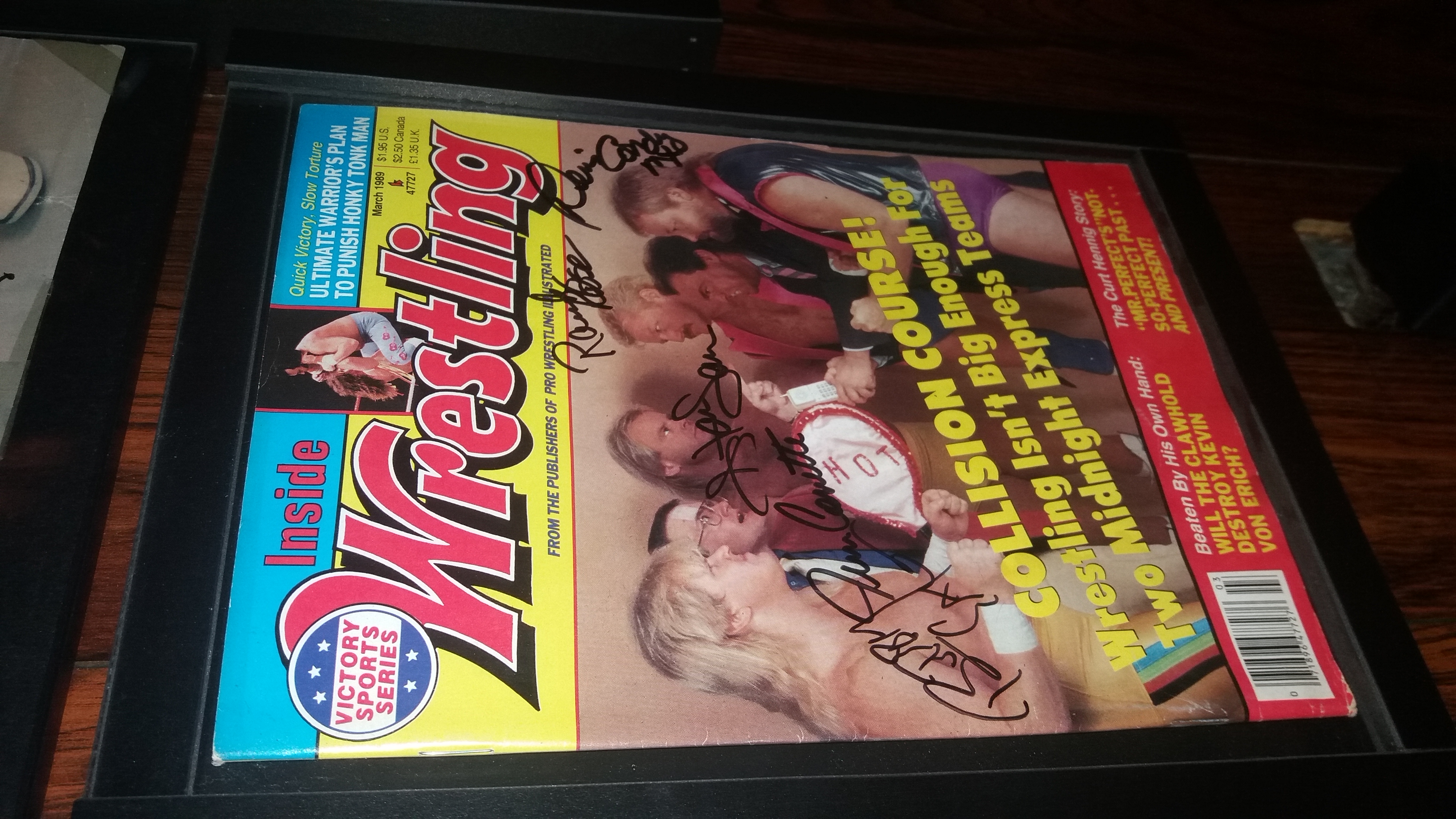 Insider Wrestling March 1989