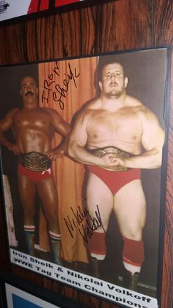 Iron Shiek & Nikolai Volkoff