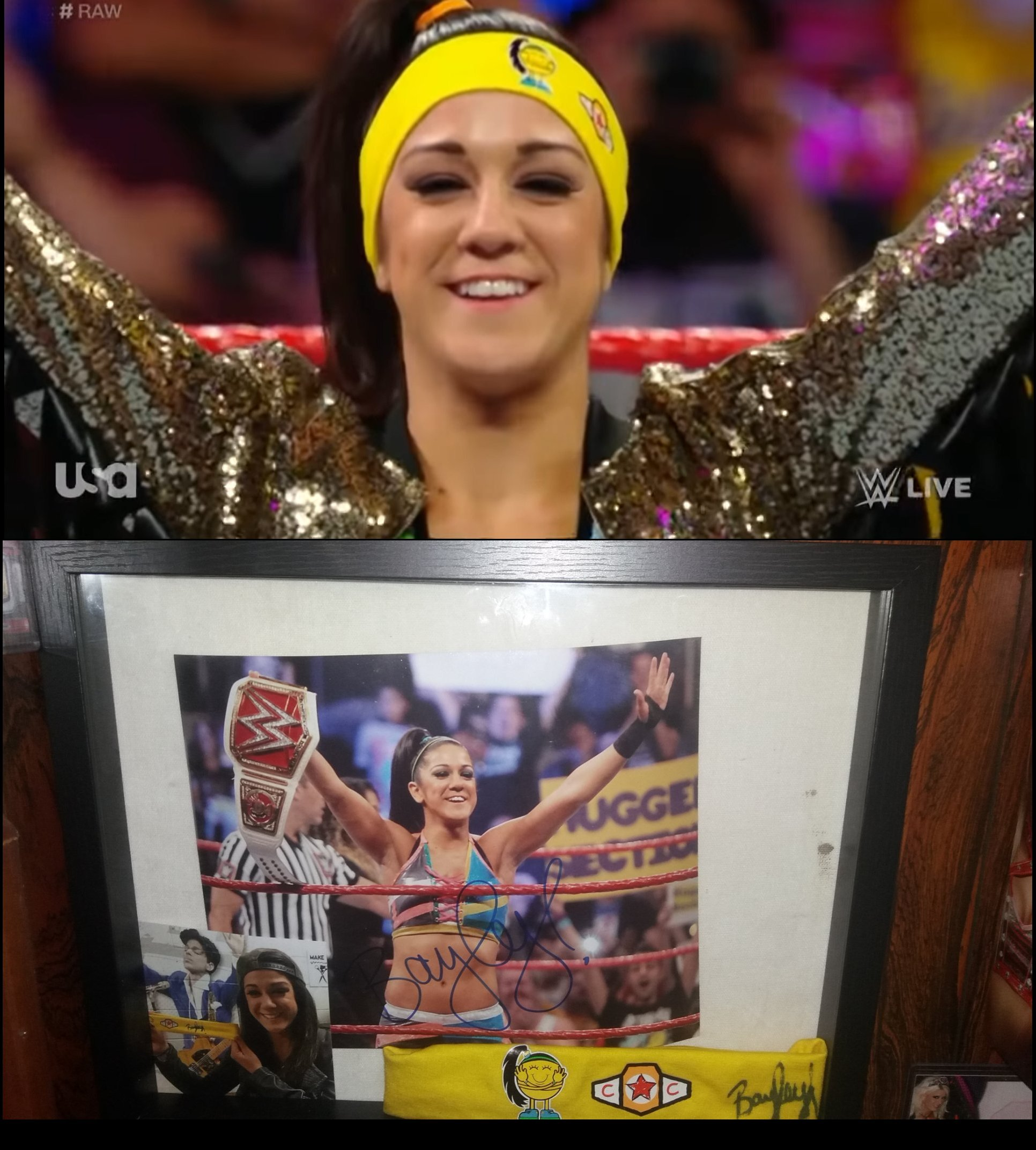 Bayley C.C. Headband