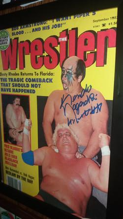 The Wrestler September 1982