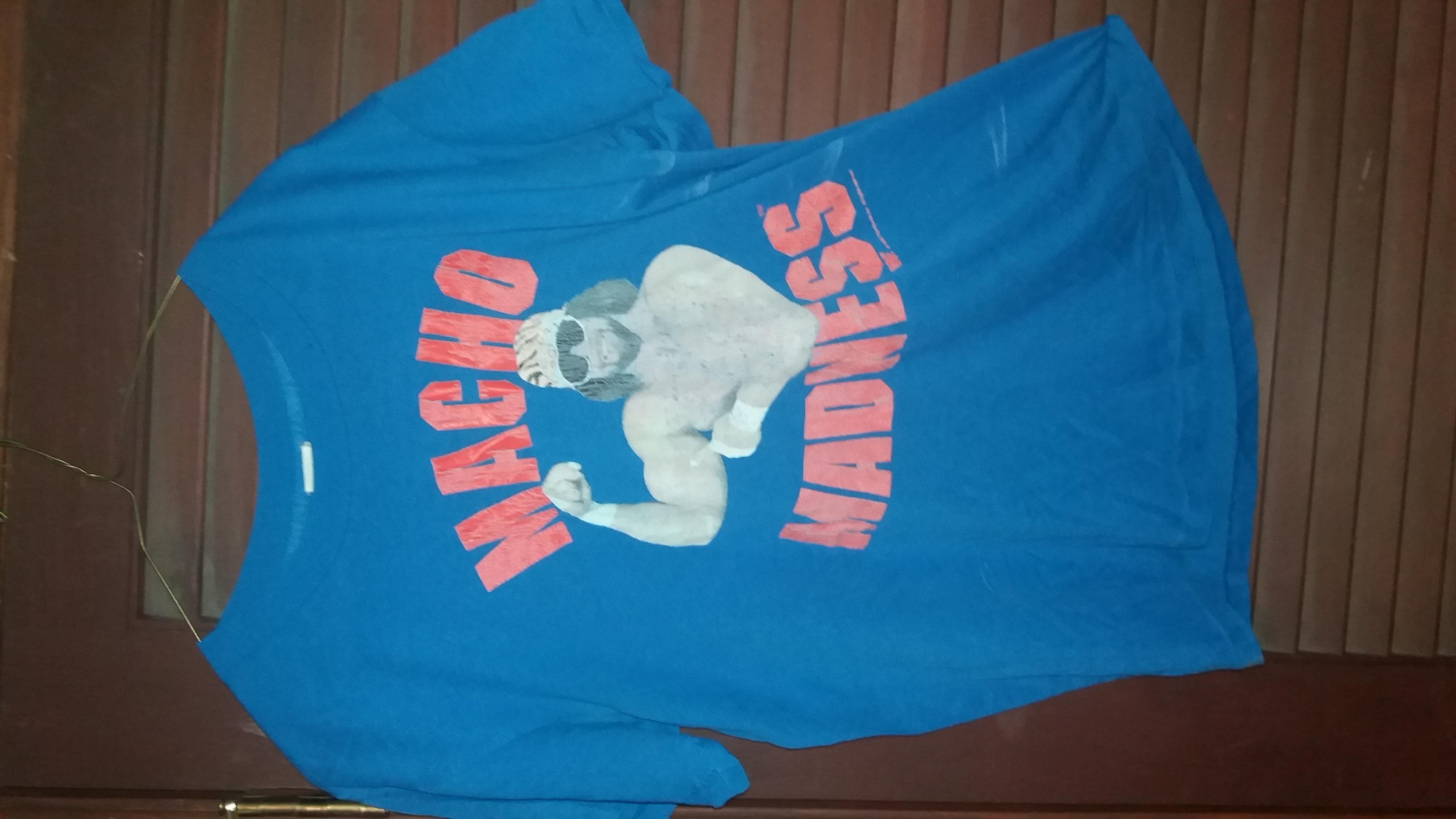 Macho Madness Vintage T-Shirt