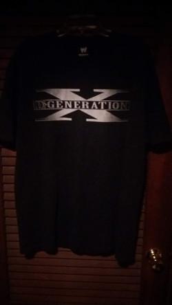 DX shirt first design