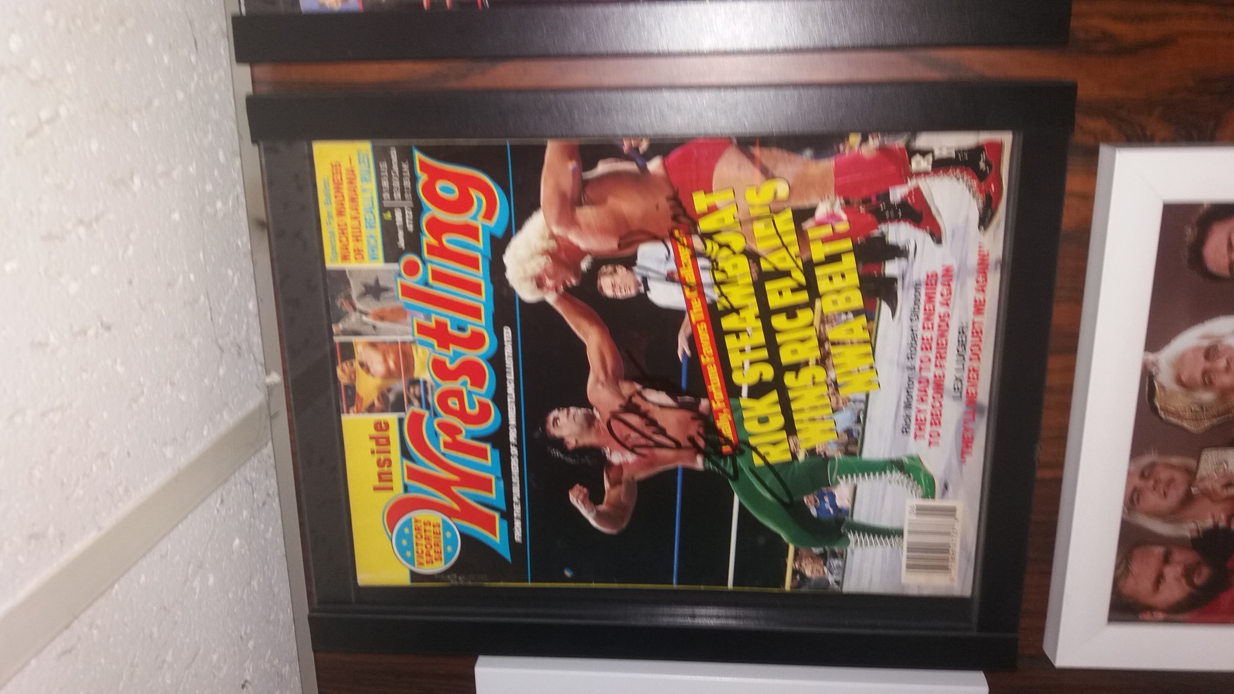 Inside Wrestling June 1989