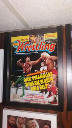 Inside Wrestling June 1989