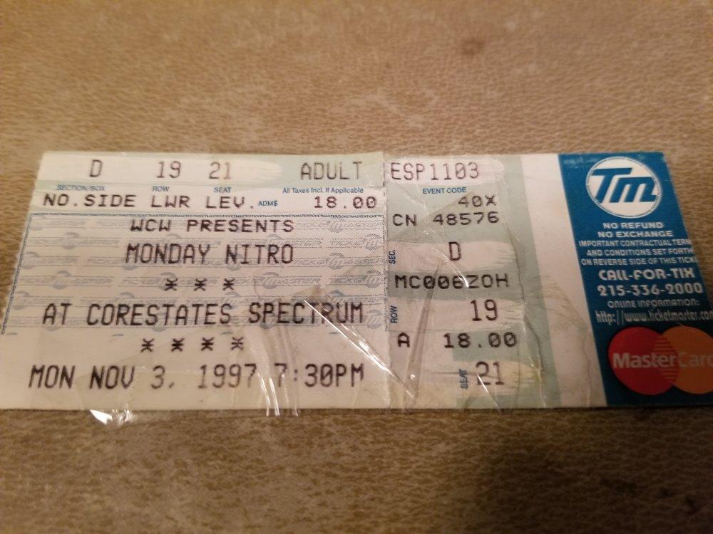 WCW Nitro November 3, 1997