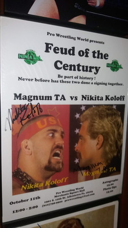 Magnum-Nikita signing ad