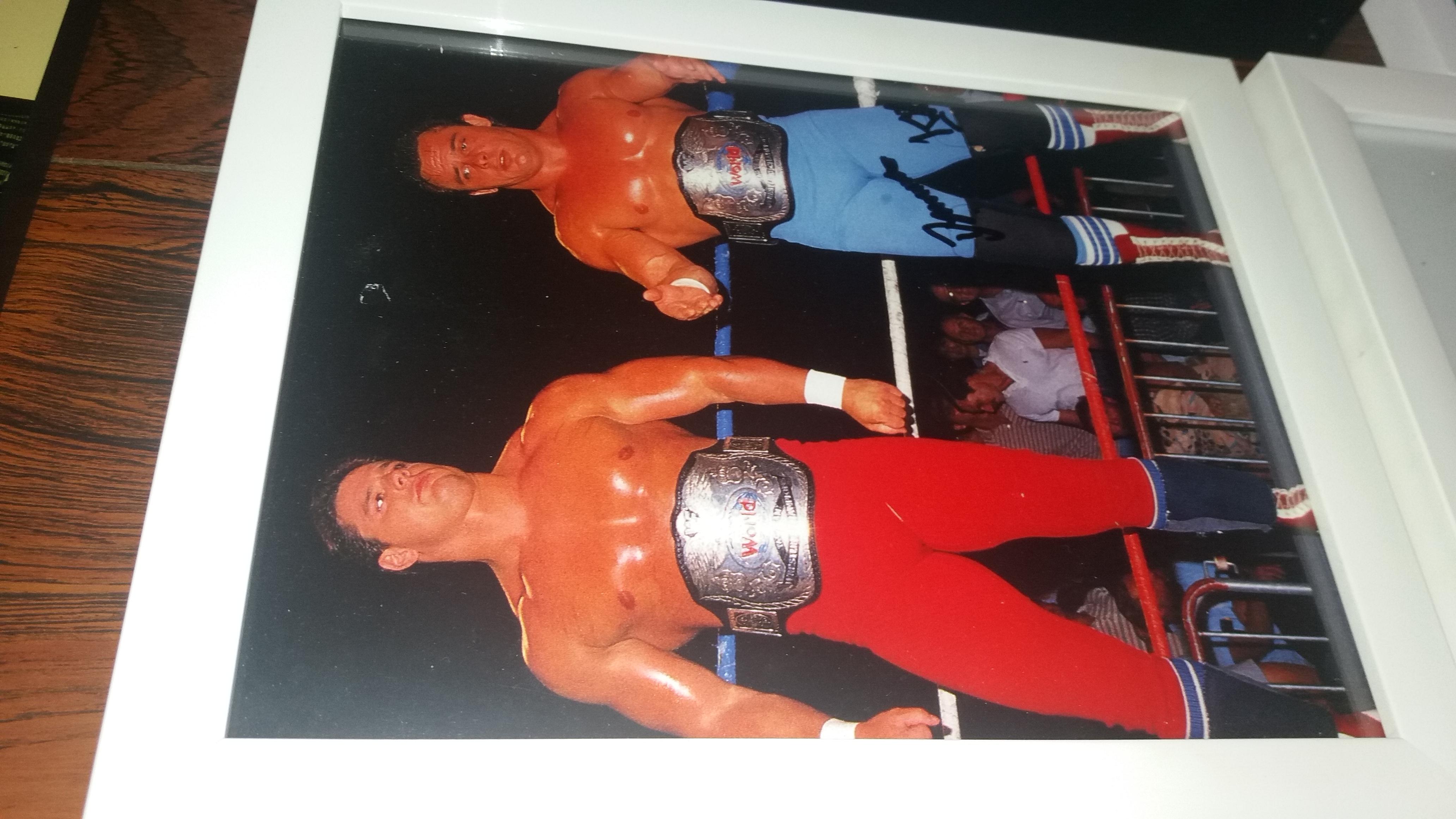 British Bulldogs Tag Titles