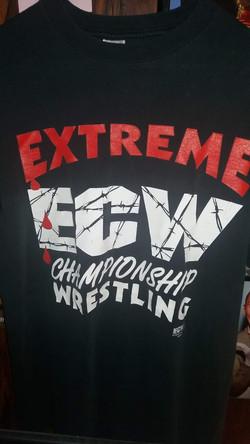 """ECW """"Exteme"""" vintage shirt"""