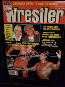 The Wrestler December 1982
