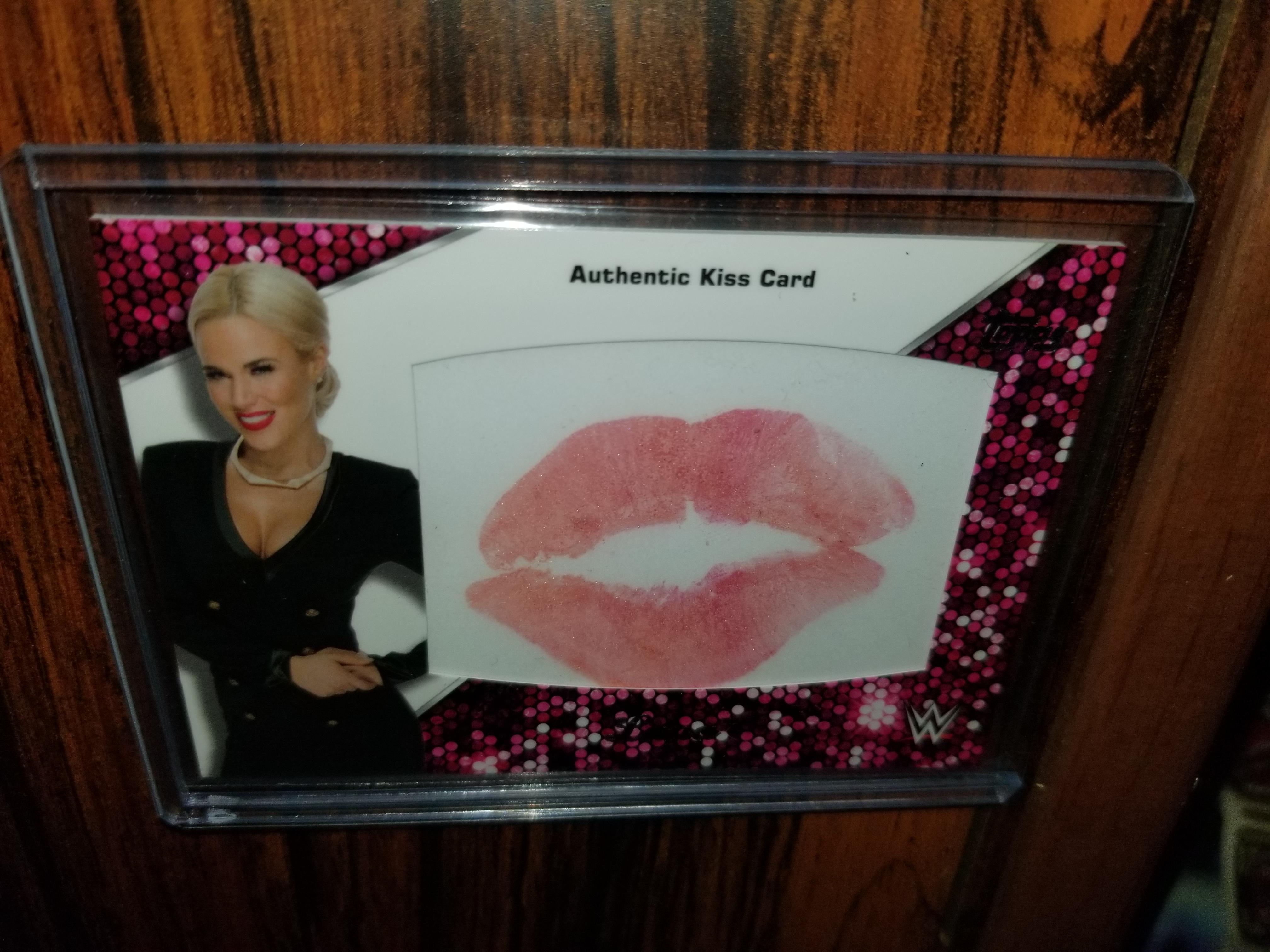 Lana Kiss Card