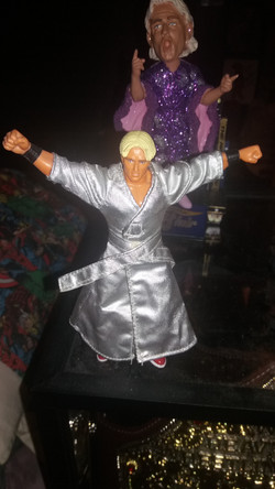 Ric Flair 1999 Toy Biz