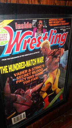 Inside Wrestling June 1993