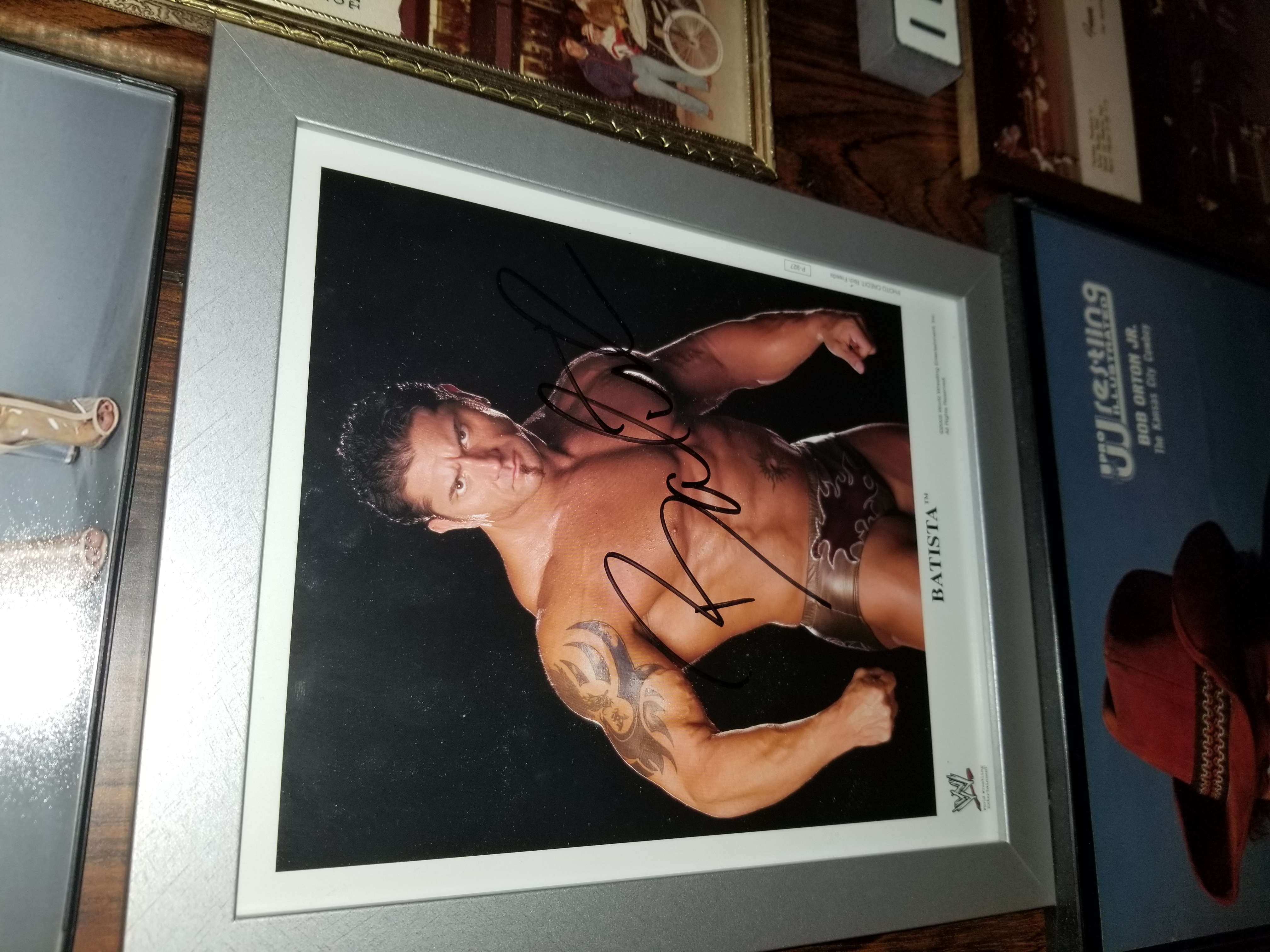 Batista WWE Promo