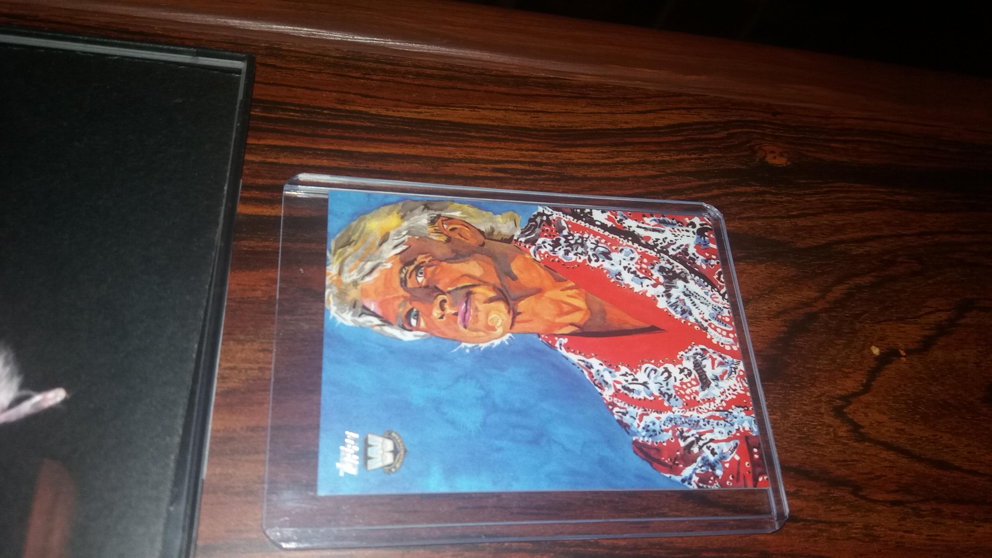 Rob Schamberger Art Card