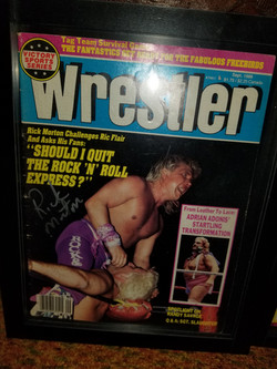 The Wrestler September 1986