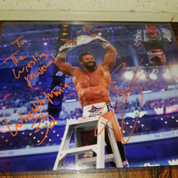 Zack Ryder IC Title Win