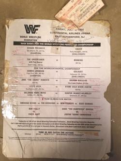 WWF July 5, 1996