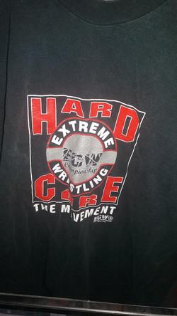 WECW 'Hardcore' T-shirt