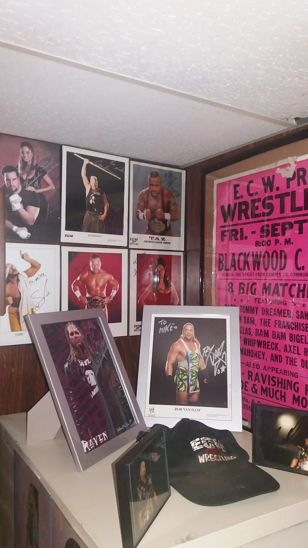 ECW main Display