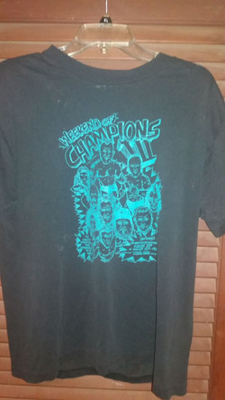 Weekend of Champions 3 Shirt