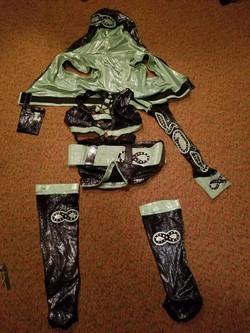 Layla El full gear set