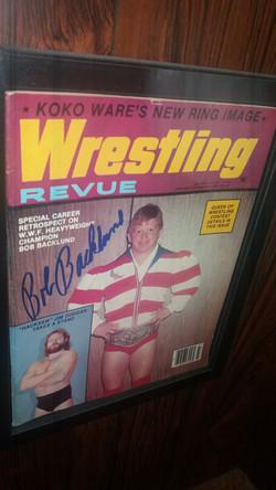 Wrestling Revue July 1983
