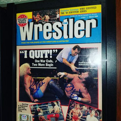 The Wrestler March 1990