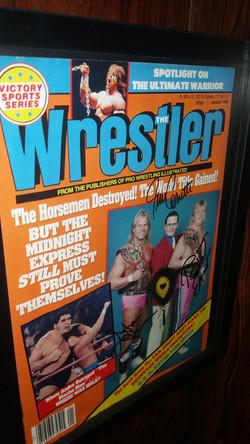 The Wrestler January 1989