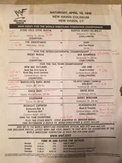 WWF April 18, 1998