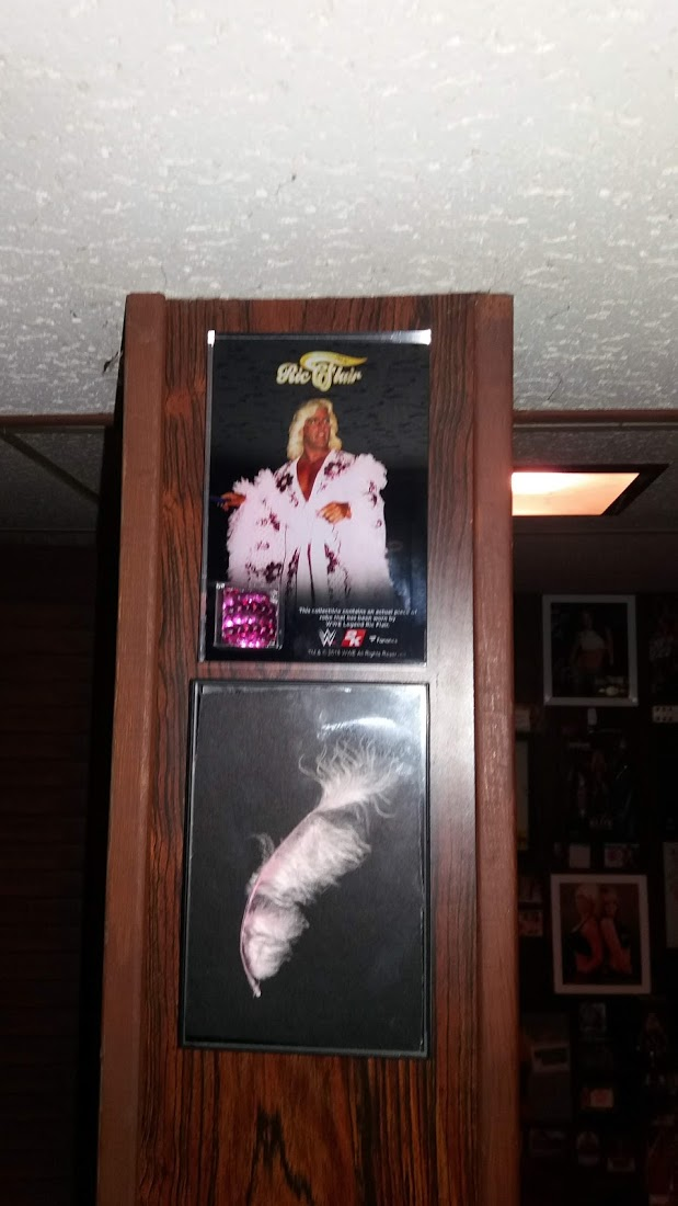 Ric Flair Pink Feather