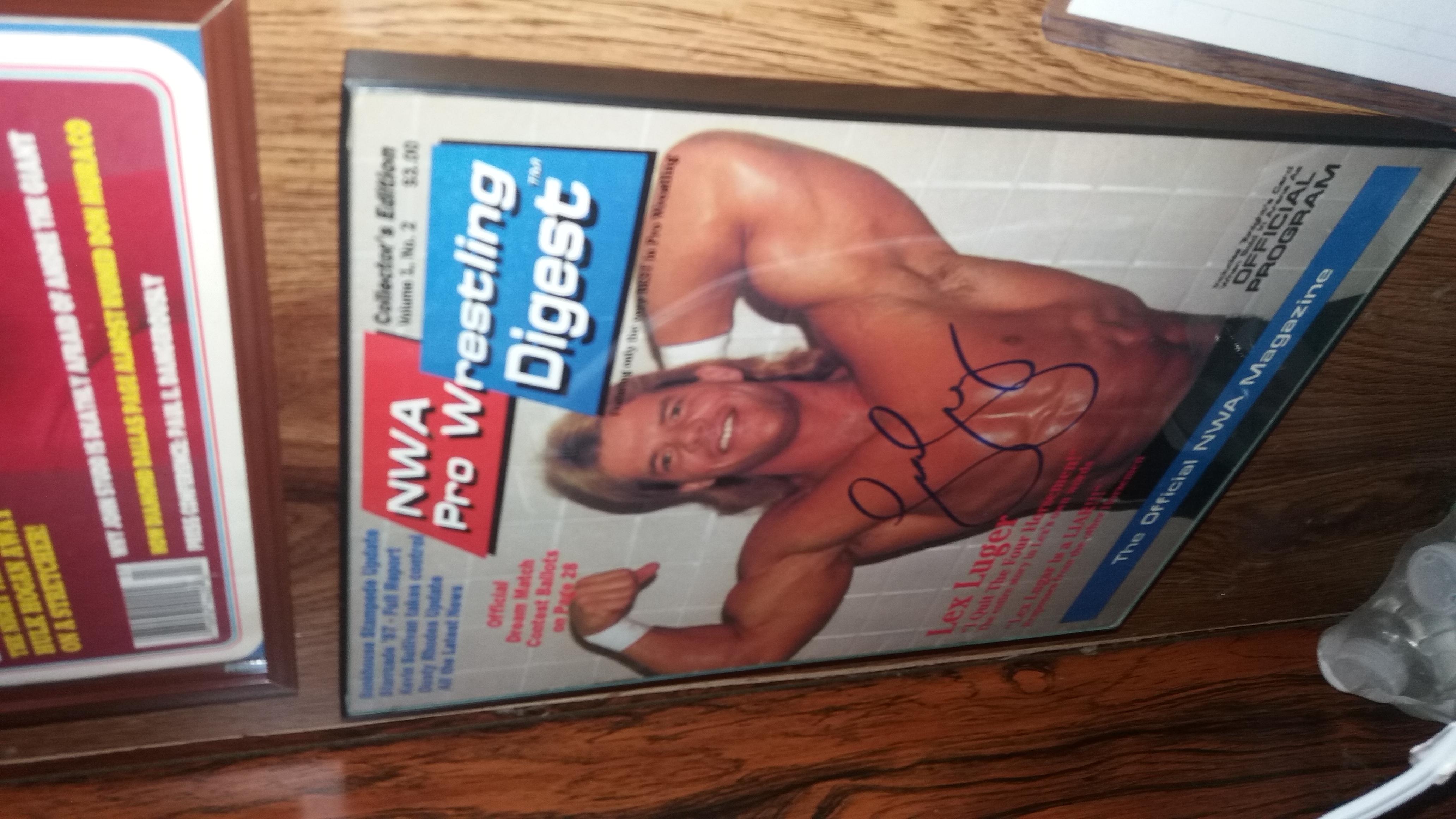 NWA Pro Wrestling Digest #2 1987
