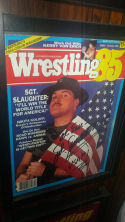Wrestling '85 Summer 1985