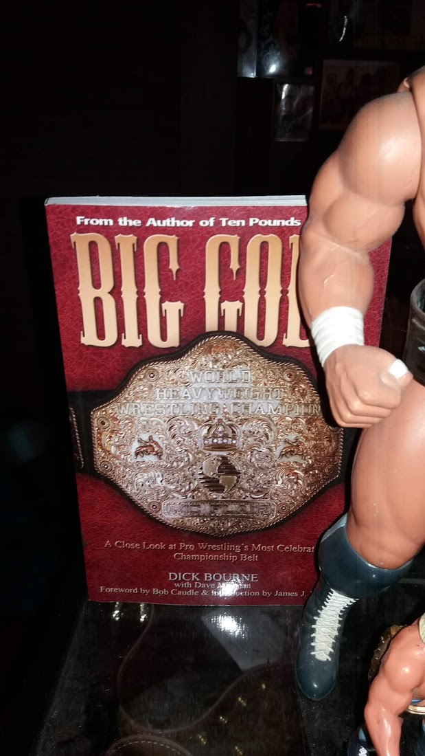 Big Gold Belt Book