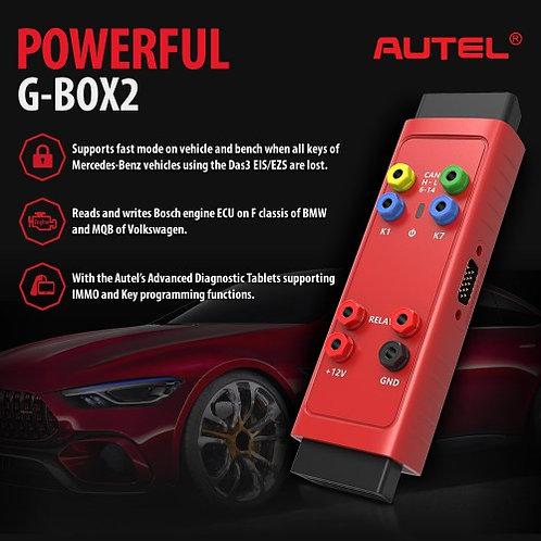 Autel G-BOX2 Tool Works with Autel MaxiIM IM608and IM508