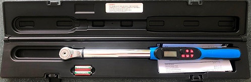 "Torque Wrench Digital BE Series 1/2""dr 10-200Nm"