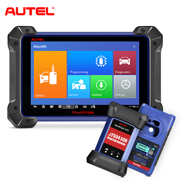 Autel MaxiIM IM608 Diagnostic Key Programming and ECU Coding
