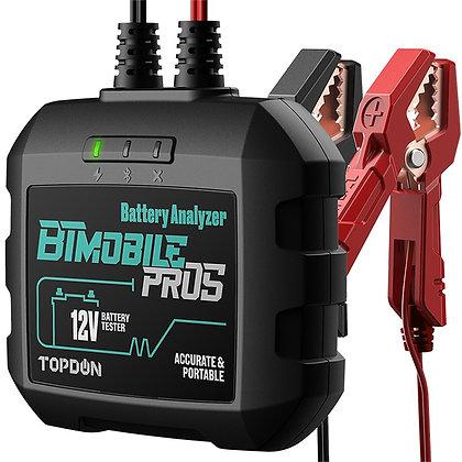 TOPDON BT Mobile Pros 12V Battery Tester