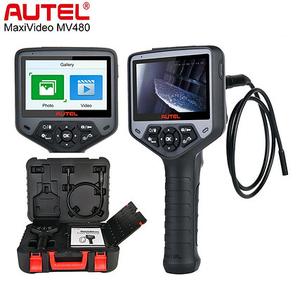 Autel MaxiVideo MV480 Engine HD Digital VideoScope Camera
