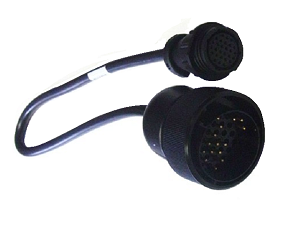 MAN 37 pin cable for vehicles Euro2 and Euro3 3151/T12 TEXA®