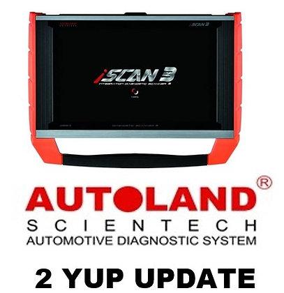 Autoland iScan3 2 Years Update