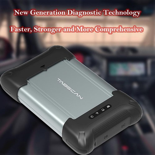 wiScan T6 Pro Auto DoIP J2534 Diagnostic Programming Tool