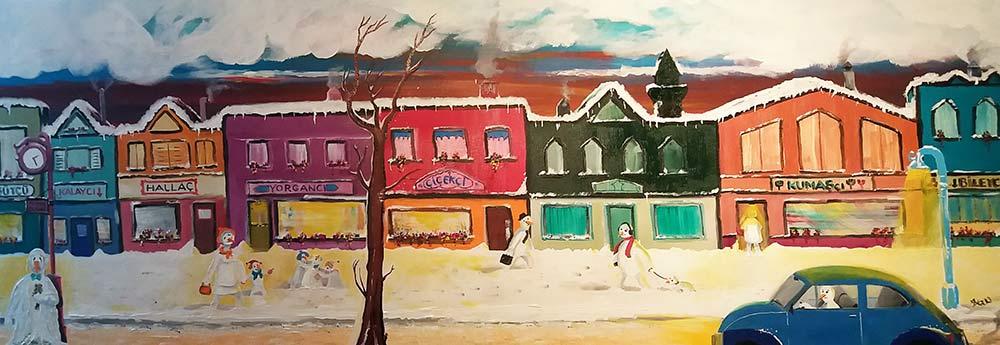 Kardan Adamlar Sokağı