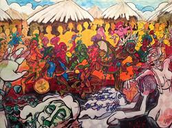 Şaman Dansçıları