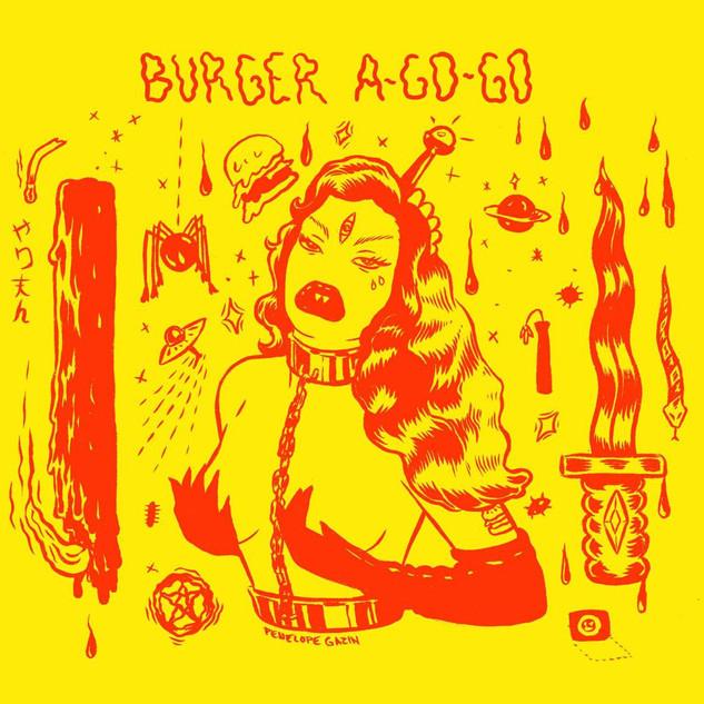 V.A.- Burger A-Go-Go 2