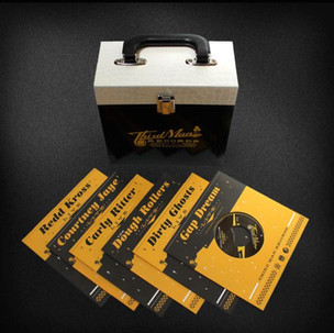 Third Man Desert Gold Box Set