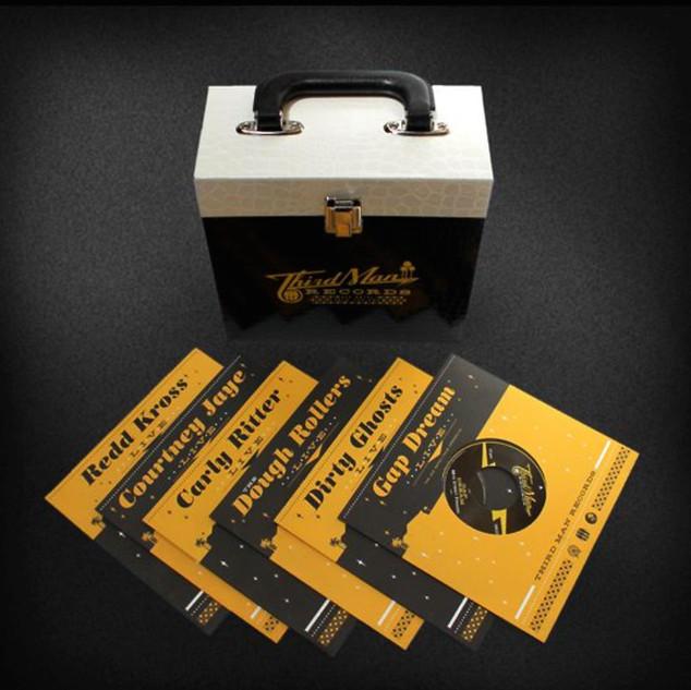 Third Man Desert Gold Box Set