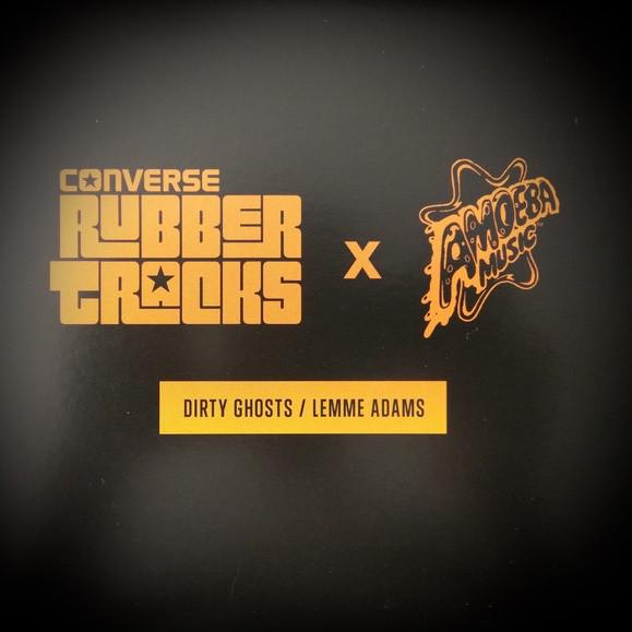 """Dirty Ghosts/Lemme Adams split 7"""""""