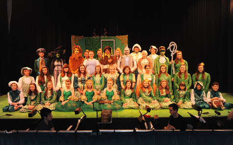 Wizard of Oz (Juniors) 2011