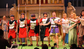 Funny Thing Happened on the Way to the Forum (2011)