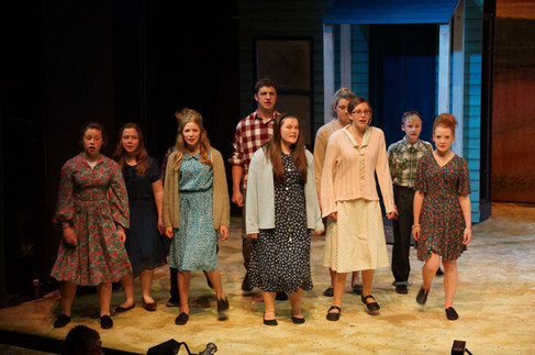 Whistle Down the Wind (Juniors) 2012